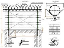 Схема соединения автоматических ворот